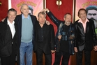 Monty Python comedians Michael Palin (left), John Cleese, Terry Jones, Terry Gilliam and Eric Idle agree to produce the once impossible. Photo / AP