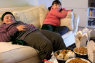 Scientists believe as many as nine in 10 obese people are fat because of their genes. Photo / Thinkstock