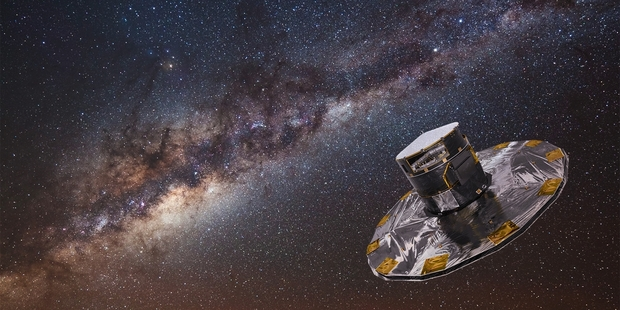 The European Space Agency will use Gaia to gather data to explain many of the mysteries of the universe.