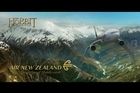 'Just another day in Middle-earth' is the new commercial released by Air New Zealand as the countdown to the second Hobbit movie The Hobbit: The desolation of Smaug. 