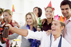 The work Christmas do can be plenty of fun, as long as you don't get too excited. Photo / Thinkstock