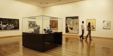 Bendigo Art Gallery.