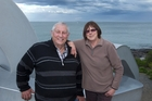 Don and Robyn Valentine were among the last families living and working in New Zealand lighthouses. Picture / Mark Mitchell