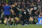 The 2013 All Blacks' unbeaten run owed nothing to luck and everything to confidence and conviction in the game plan and each other.  Photo / Getty Images