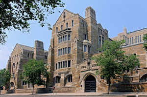 Yale University is warning students and staff to stay away after reports of a gunman. Photo / Thinkstock