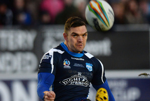 Danny Brough. Photo / Getty Images