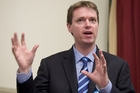 One politician yet to be elected to Parliament and fast becoming the political enemy No 1 is Conservative Party leader Colin Craig. Photo / NZ Herald