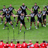 The Kiwis perform the Haka during the Rugby League World Cup Semi Final match between New Zealand and England. Photo / Getty Images