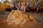 Melissa Bachman hunts on camera for a show named Winchester Deadly Passion.