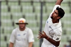 Ish Sodhi found the conditions in Bangladesh testing, but learned