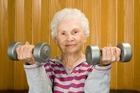 Exercising later in life has heaps of health benefits. Photo / Thinkstock