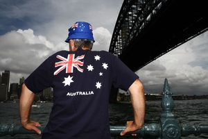 Clouds are looming over Australia after its years of basking in a reputation as the Lucky Country. Photo / Getty Images