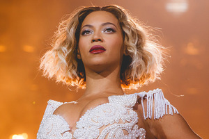 Beyonce was banned for rudeness at Egypt's Pyramids. Photo / AP
