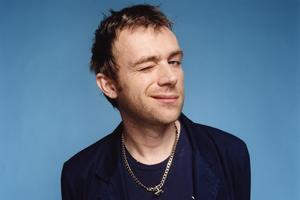 Blur's front man Damon Albarn.