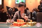 ANZPT champion David Lim. Photo / Pokernews.
