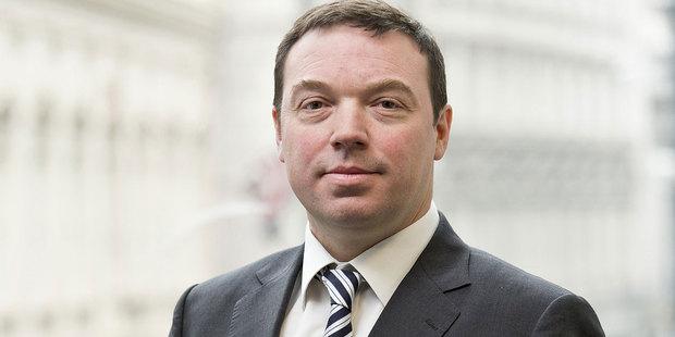 New FMA chief executive Rob Everett.