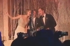 The Duke of Cambridge has appeared on stage at a charity gala event for an impromptu sing-along with rock and pop stars Jon Bon Jovi and Taylor Swift. Courtesy: YouTube/BON JOVI always the best