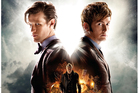 A publicity image for Doctor Who: The Day of the Doctor.