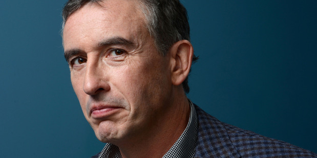 Actor Steve Coogan of 'Philomania'. Photo / Getty Images