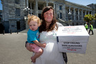 Petition organiser Jessie Hume said