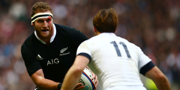 Kieran Read has delivered against the toughest oppostion. Photo / Getty Images