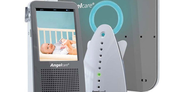 An Angelcare AC1100 baby mintor.