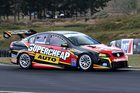 Scott McLaughlin in the Supercheap Auto Holden Commodore