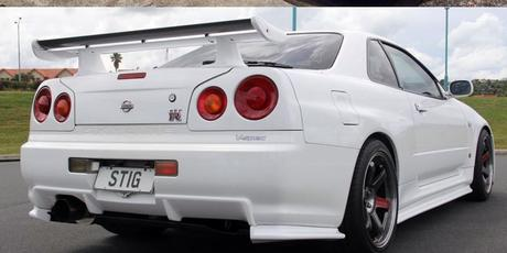The $65,000 Nissan Skyline GTR.