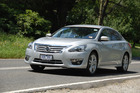 Nissan is hoping the Altima will start their rebound after a fairly static 2013.