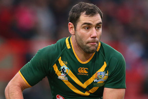 Cameron Smith scotches suggestions this will be his last World Cup. Photo / Getty Images