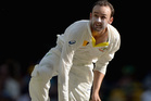Nathan Lyon has taken a while to establish himself in the Australian side. Photo / Getty Images