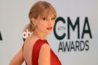 Taylor Swift may not be lucky in love, but at least she's written some great breakup songs. Photo / AP