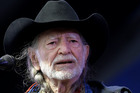 Willie Nelson performing at the New Orleans Jazz and Heritage Festival. Photo / AP