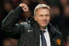 Manchester United's manager David Moyes. Photo / AP