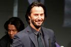 Actor Keanu Reeves. Photo / AP