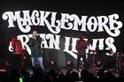 Macklemore & Ryan Lewis. File photo / AP