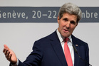 U.S. Secretary of State John Kerry. Photo / AP