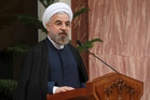 Hassan Rouhani, a moderate cleric, swept to victory in the Iranian presidential election five months ago. Photo / AP