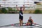 Joseph Sullivan has his focus on winning another gold at the Rio Olympics. Photo / Brett Phibbs