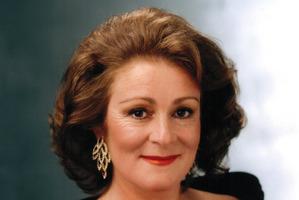 Soprano Patricia Wright.