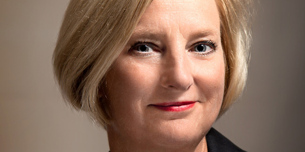 Serious Fraud Office chief executive Julie Read.