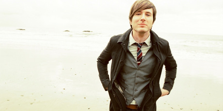 Adam Young aka Owl City recorded his own version of Taylor Swift's 'Enchanted'.
