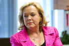Judith Collins is writing to Finance Minister Bill English seeking an investigation by the Productivity Commission into the courts system. Photo / Mark Mitchell