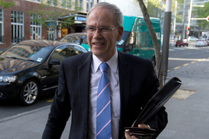 Len Brown. Photo / NZ Herald
