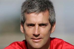 Auckland City coach Ramon Tribulietx.