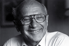 Milton Friedman wrote the book <i>Capitalism and Freedom</i>. Photo / Robin Morrison