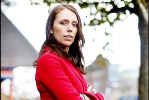 Jacinda Ardern. Photo / David White