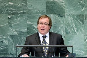 Foreign Affairs Minister Murray McCully.