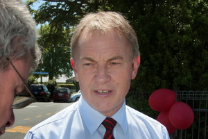 Phil Goff, Labour MP for Mt Roskill. Photo / Warren Buckland
