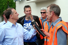 Chorus have been subsidising the fibre roll-out from charges for existing copper wire services. Photo / APN